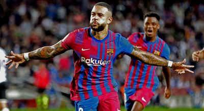 FC Barcelona faz a remontada e vence Valência de Guedes em Espanha