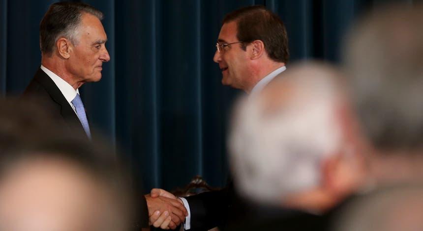 Pedro Passos Coelho foi esta sexta-feira empossado primeiro-ministro do XX Governo Constitucional
