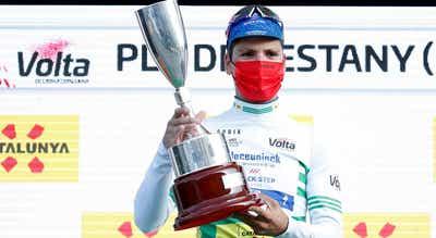 João Almeida sobe a sétimo no ranking mundial de ciclismo de estrada