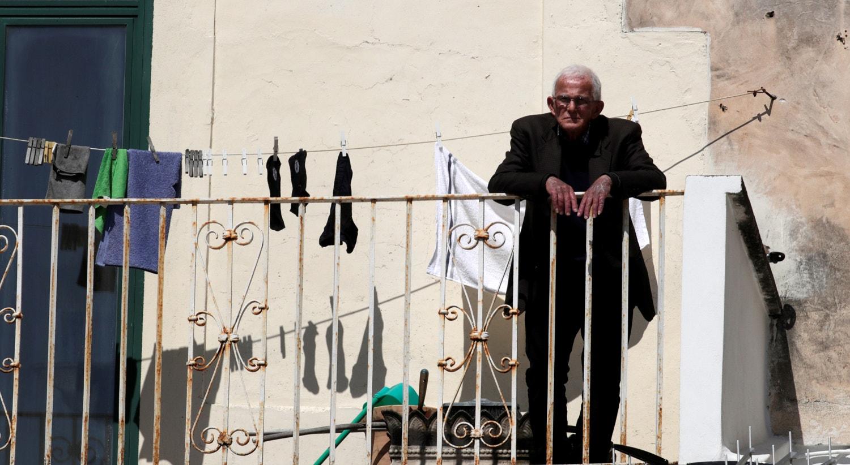 Em Amalfi, Itália / Ciro De Luca - Reuters