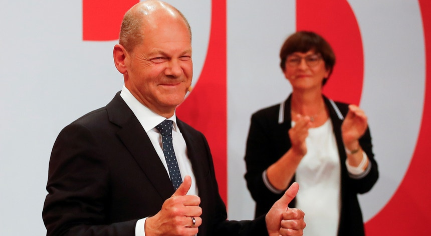 Olaf Scholz - SPD