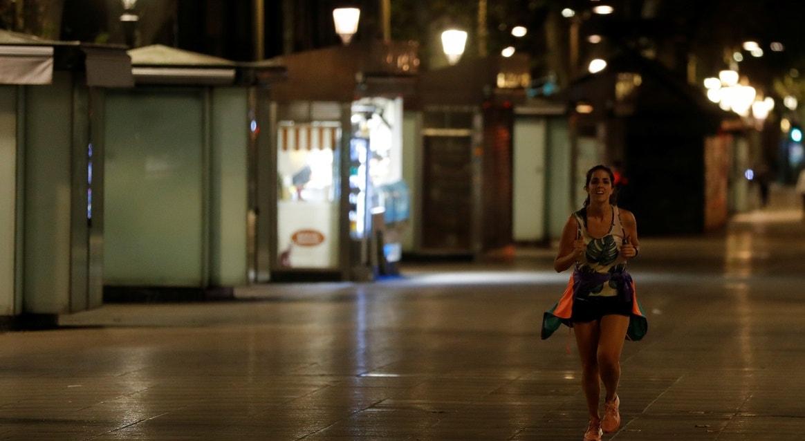 Espanha, Barcelona, Ramblas | Nacho Doce - Reuters