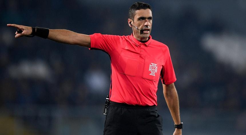 """Nuno ALmeida estará esta noite na """"Pedreira"""" a arbitrar o jogo entre o Sporting lisboeta e o minhota"""