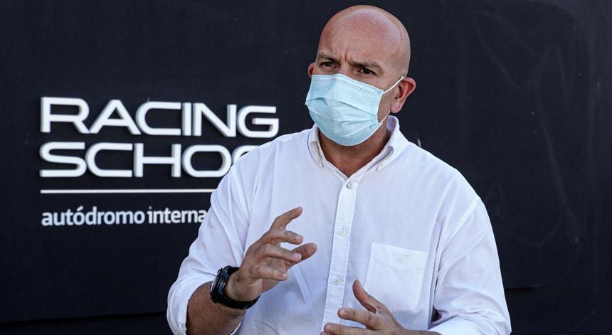 Paulo Pinheiro confiante no regresso da Fórmula 1 as Portugal