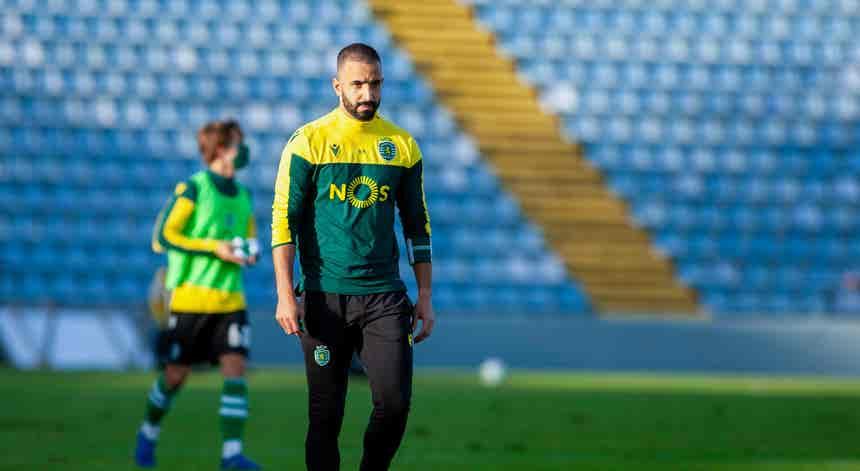 Rúben Amorim assume candidatura do Sporting ao título