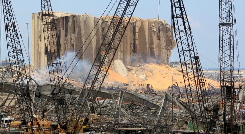 O número de mortos na sequência da explosão continua a subir, fixando-se agora em 137.