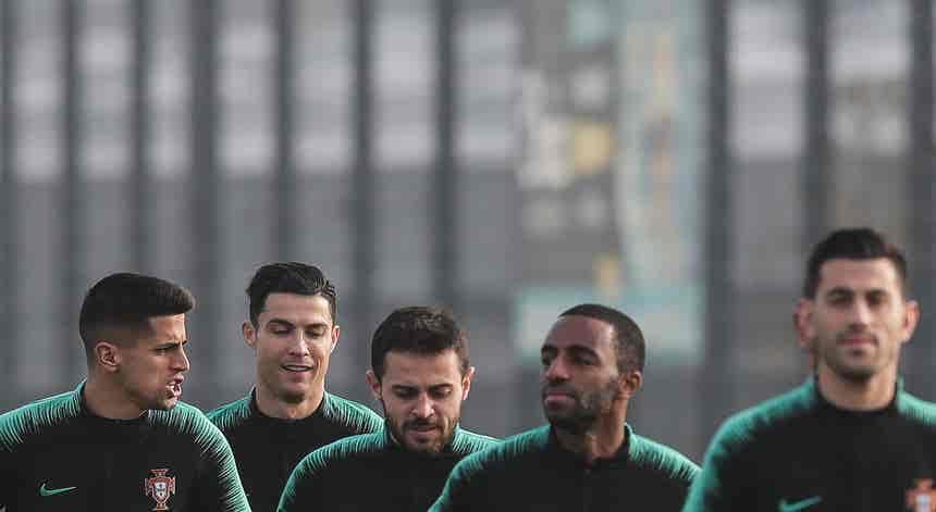 Euro2020. Portugal procura apuramento esta tarde frente ao Luxemburgo
