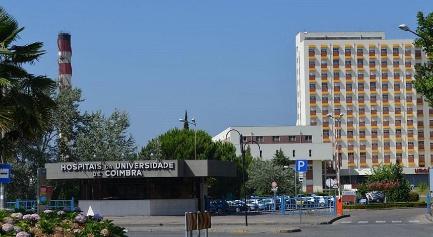 Coimbra. Amianto retirado de edifícios com funcionários e doentes no interior