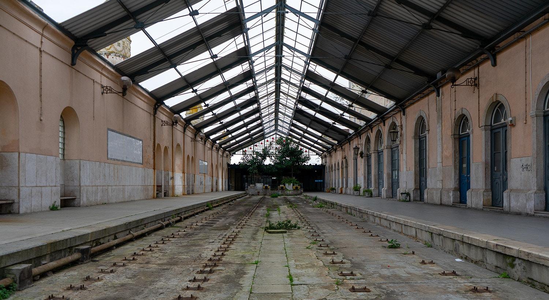 Antiga estação ferroviária do Barreiro | Rodrigo Lobo - RTP