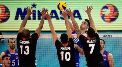 Portugal estreia-se com vitória na qualificação para Europeu de voleibol