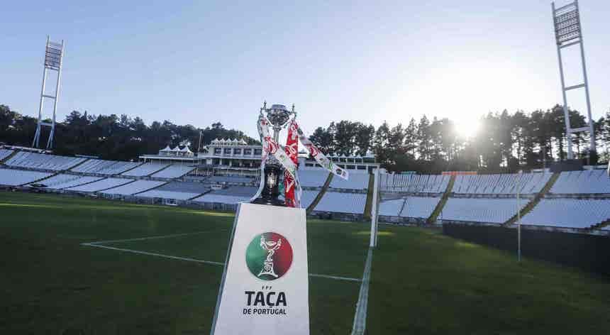 CD Trofense - SL Benfica, Taça de Portugal na Antena 1