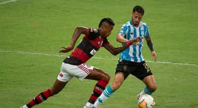 """Flamengo eliminado nos """"oitavos"""" da Taça dos Libertadores"""