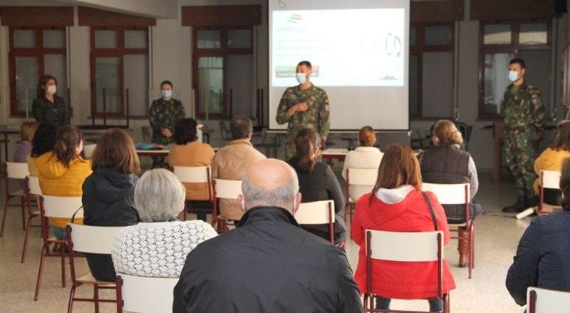 Forças Armadas fizeram mais de 1.100 ações de formação em escolas