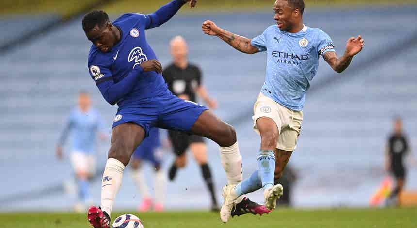 Chelsea `obriga` City a adiar festa da Premier League
