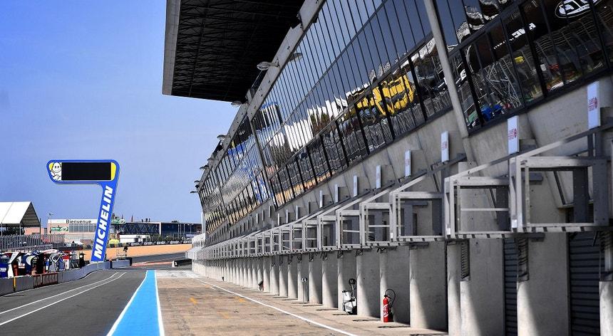 O GP França na categoria MotoGP foi adiado