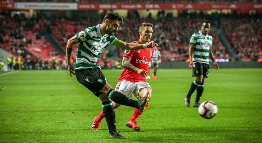 Bruno Fernandes é o alvo mais cobiçado na equipa do Sporting CP