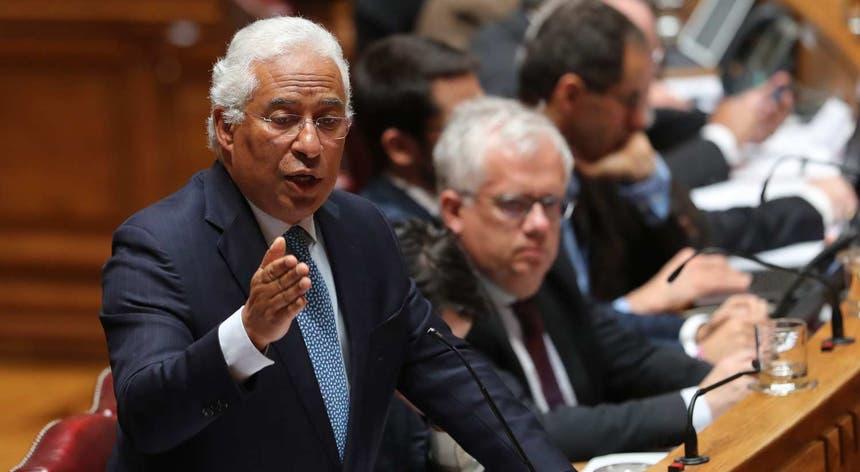 """""""Estamos em diálogo com as partes para verificar se os serviços mínimos devem ser modelados"""", avançou António Costa"""