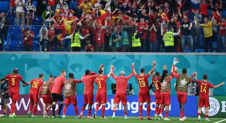 Euro2020. Bélgica - Rússia