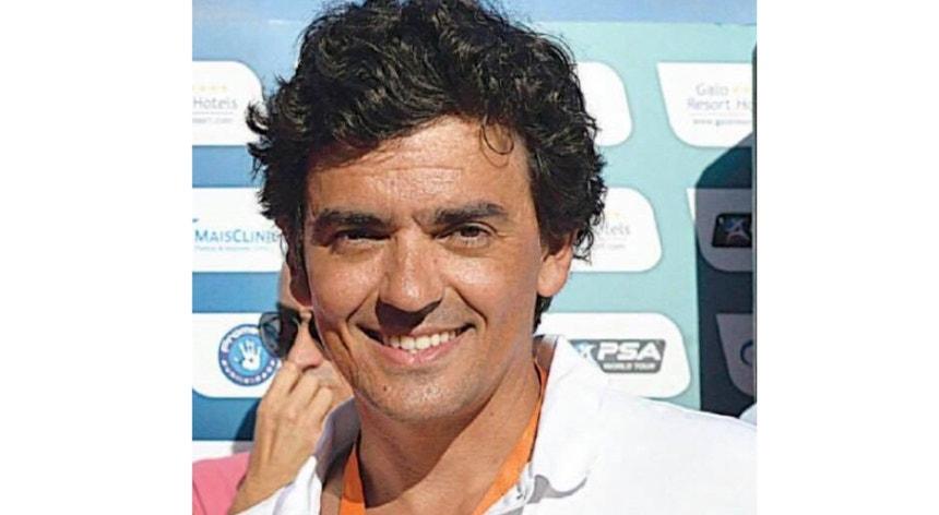 Luís Ferreira vai tentar modernizar a imagem do squash europeu