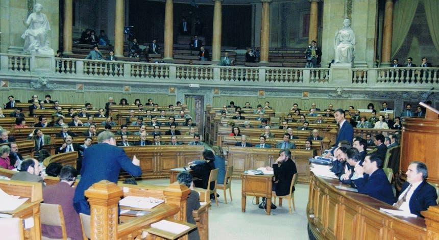 Assembleia da República, Legislatura 199191-95: D.R./PSD