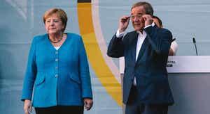 Eleições Alemanha. Sondagens mostram pouca diferença entre CDU e SPD