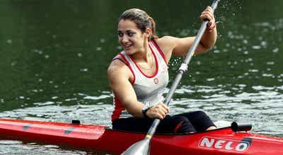 Canoagem. Joana Vasconcelos direta à final de K1 500m