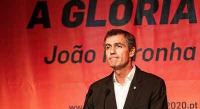 Benfica. Noronha Lopes quer ser o próximo líder do clube da Luz