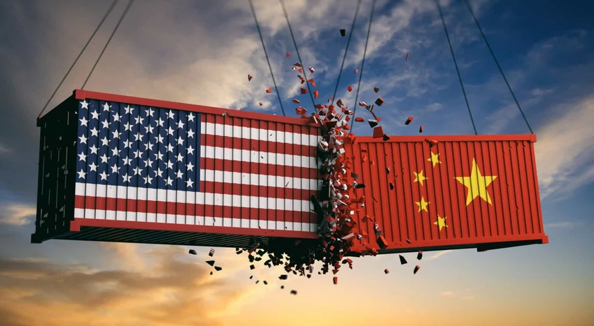 Estados Unidos e China dão sinais de quererem pôr fim à guerra comercial
