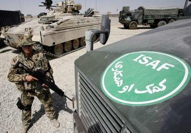 Os parceiros da NATO são por vezes os últimos a saber das operações secretas dos EUA no Afeganistão