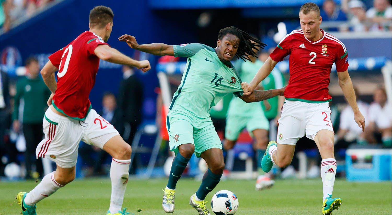 Não jogou contra a Áustria, mas foi suplente utilizado frente à Hungria. Entrou no início da segunda parte de um jogo que garantiu a passagem de Portugal aos oitavos de final.