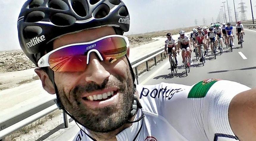Filipe Cardoso deixa o ciclismo aos 35 anos
