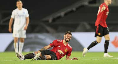 Liga Europa. Golo de Bruno Fernandes apura Manchester United