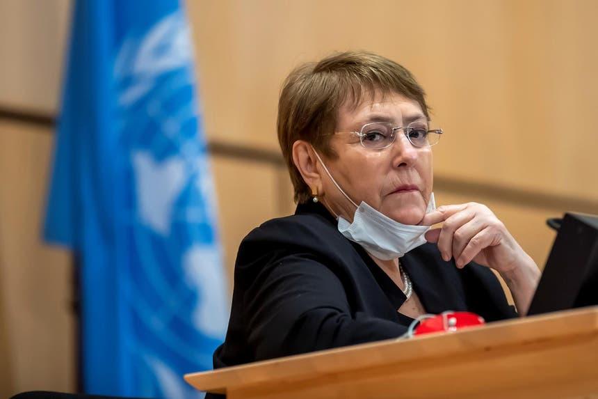 Alta Comissária da ONU para os Direitos Humanos, Michelle Bachelet Foto - Reuters