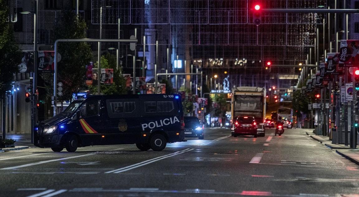 Espanha, Madrid | Rodrigo Jimenez - EPA