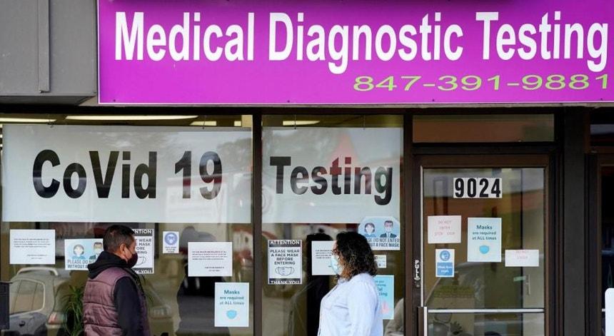 Os norte-americanos estão conscientes que cada vez mais é precisar testar a população para prevenir a doença