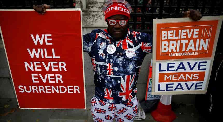 Brexit a 31 de janeiro. E não só.