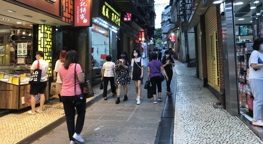 """Macau continua a ser atingido com casos """"importados"""" do novo coronavírus"""