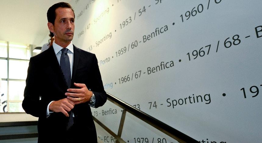 Pedro Proença foi alvo de duras críticas por parte da generalidade dos clubes