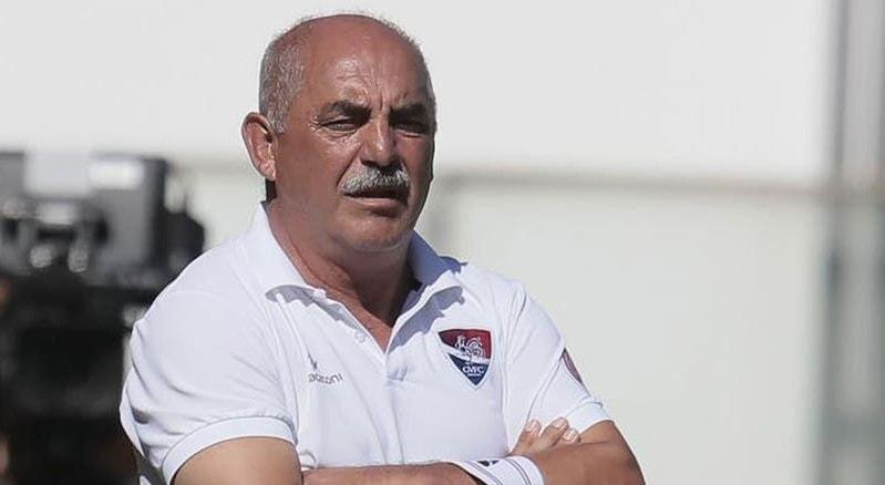 Vítor Oliveira esteve a treinar o Gil Vicente até junho deste ano.