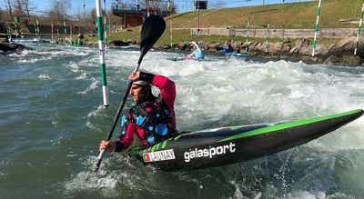 """Canoagem. Antoine Launay nas """"meias"""" da Taça do Mundo de slalom"""