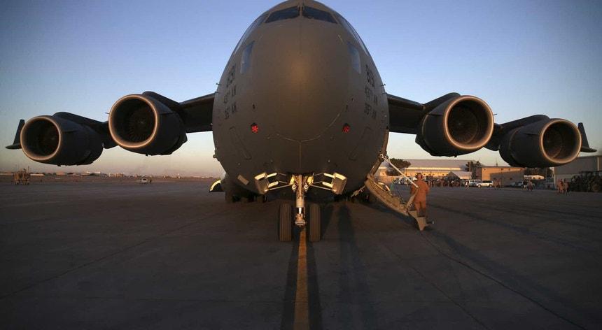As operações aéreas na Venezuela estão limitadas