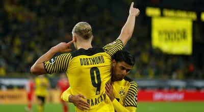 Dortmund-Sporting terá 25 mil adeptos no estádio, 500 dos cuidados de saúde