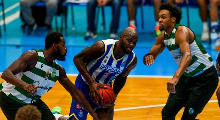 FC Porto-Sporting em basquetebol é sempre um jogo vibrante