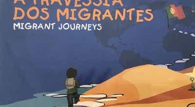A vida dos jovens migrantes em Portugal