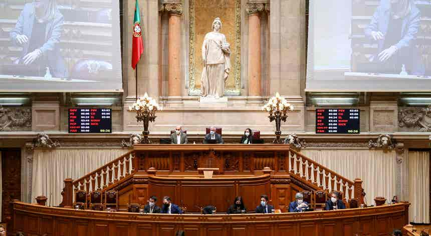 Orçamento do Estado para 2021 aprovado no Parlamento