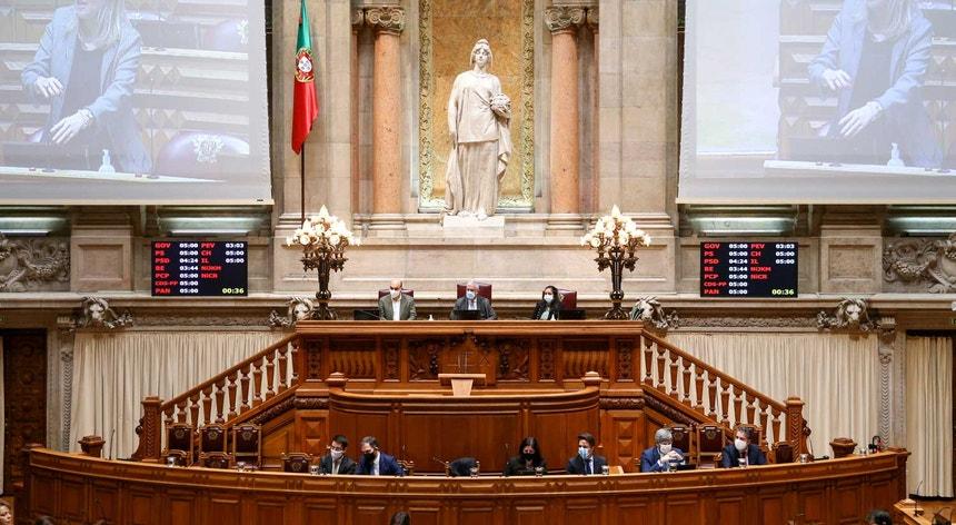 Bloco de Esquerda, PSD, CDS-PP, Chega e Iniciativa Liberal votaram contra o documento.