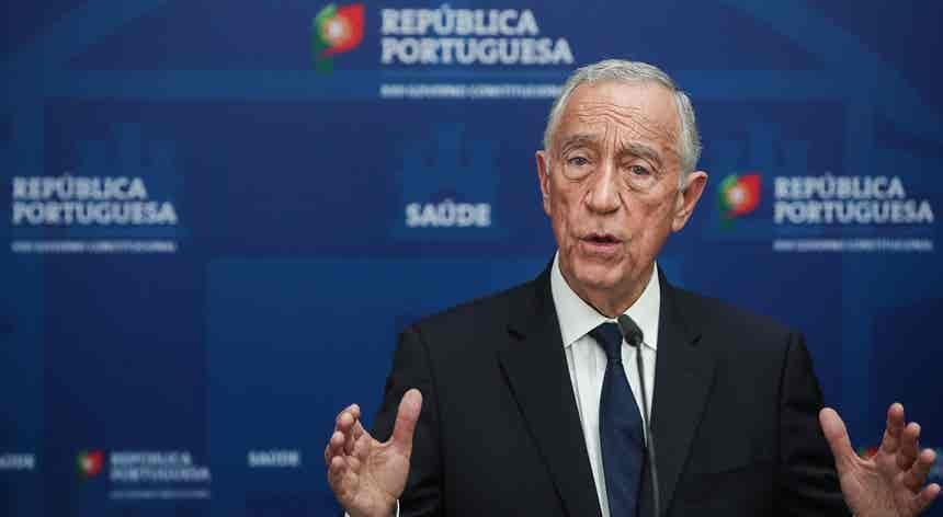 Covid-19. Marcelo faz alterações ao decreto do estado de emergência