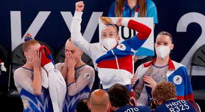 Tóquio2020. Rússia aproveita ausência de Biles e destrona EUA na ginástica artística