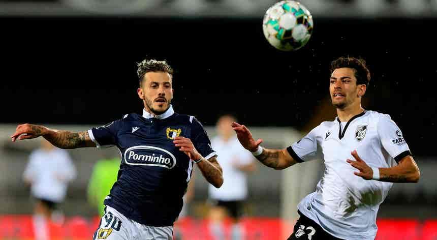 I Liga. Vitória SC - FC Famalicão