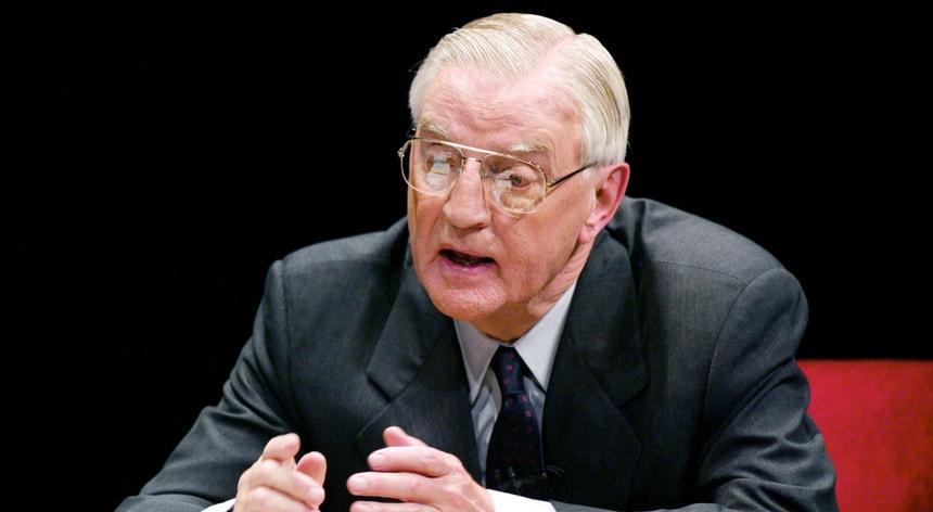 O ex-vice-presidente norte-americano Walter Mondale, morreu com 93 anos